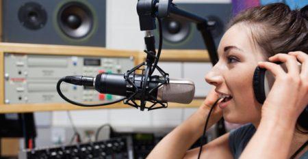 Beginners Radio Broadcasting