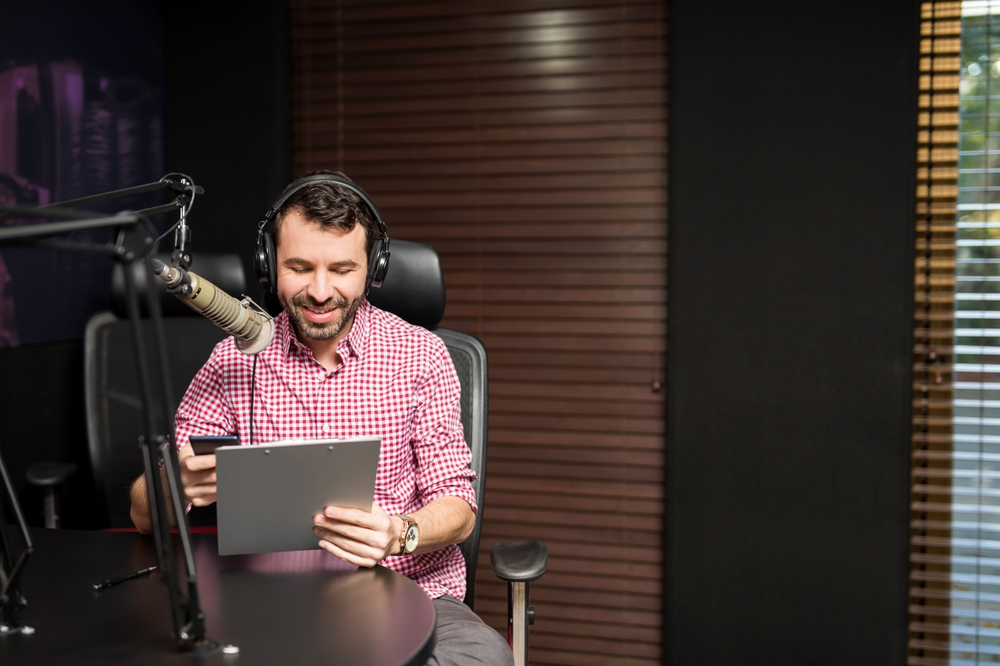 Top Tips for Radio Presenters