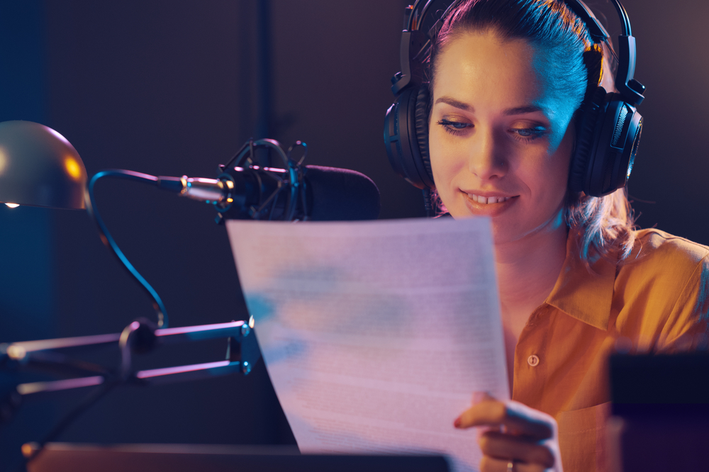 The Radio Presenter and Their Role