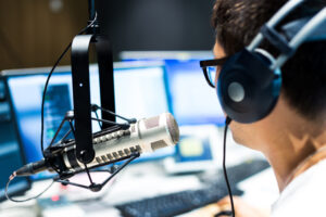 The Job of A Radio Announcer